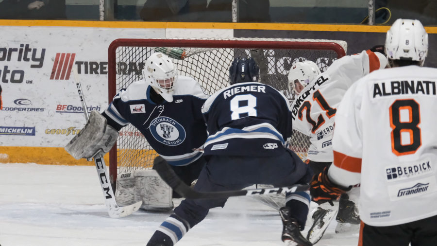 Pistons Shut Out Flyers on Family Day Matchup