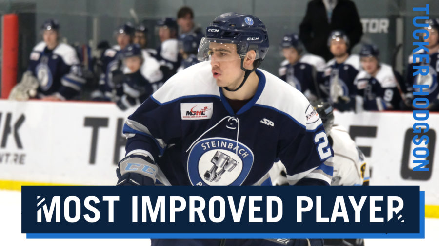 2019-20 Most Improved Player: Tucker Hodgson
