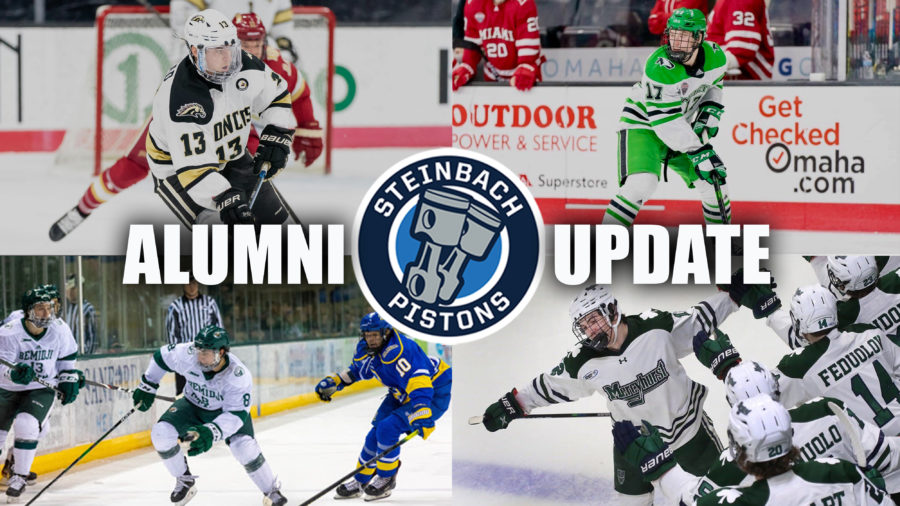 Pistons Alumni Update: NCAA Division I and USHL